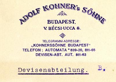 Adolf-Kohner,-Budapest-1931