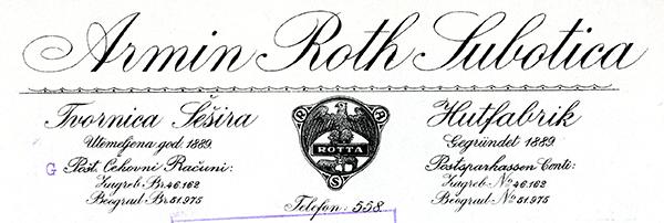 Armin-Roth,-Subotica-1937