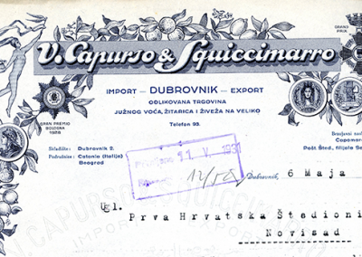 Capurso-and-Squiccimarro,-Dubrovnik-1931
