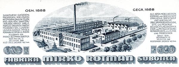 Fabrika-Mirko-Rotman,-Subotica-1937