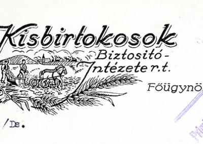 Kisbirtokosok,-Szeged-1942