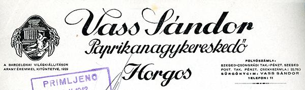 Vass-Sandor,-Horgos-1942